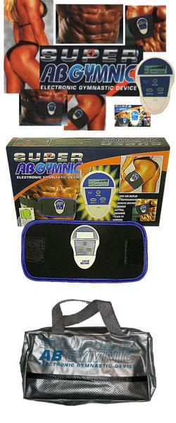 Электромиостимулятор для мышц AbGymnic
