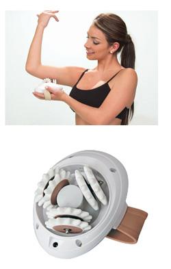 Антицеллюлитный ручной электромассажёр для тела