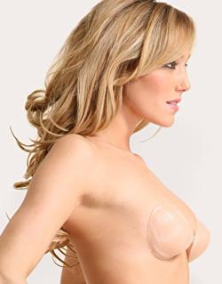 Силиконовые накладки для увеличения груди