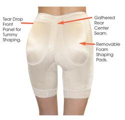 Корректирующие панталоны для увеличения ягодиц Rago