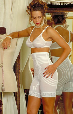 Корректирующие панталоны с завышенной талией R6209